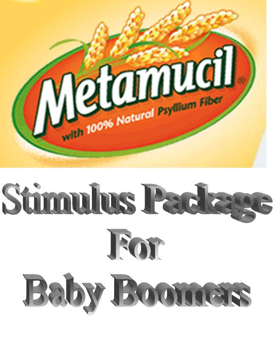 Baby Boomer's Stimulus Package