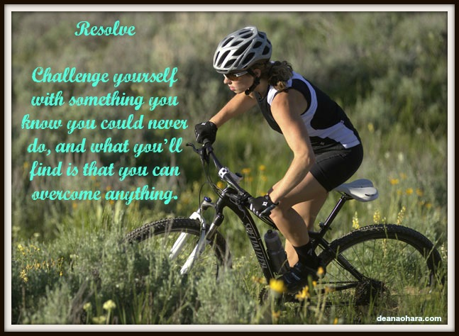 resolve challenge yourself.