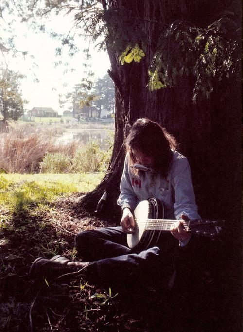banjo neil young