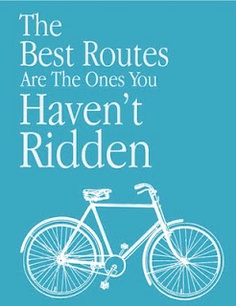 cycling routes