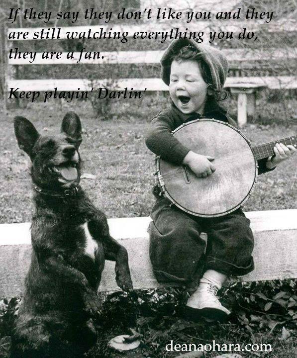 banjo fan