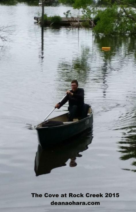 crc canoe