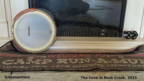 crc banjo