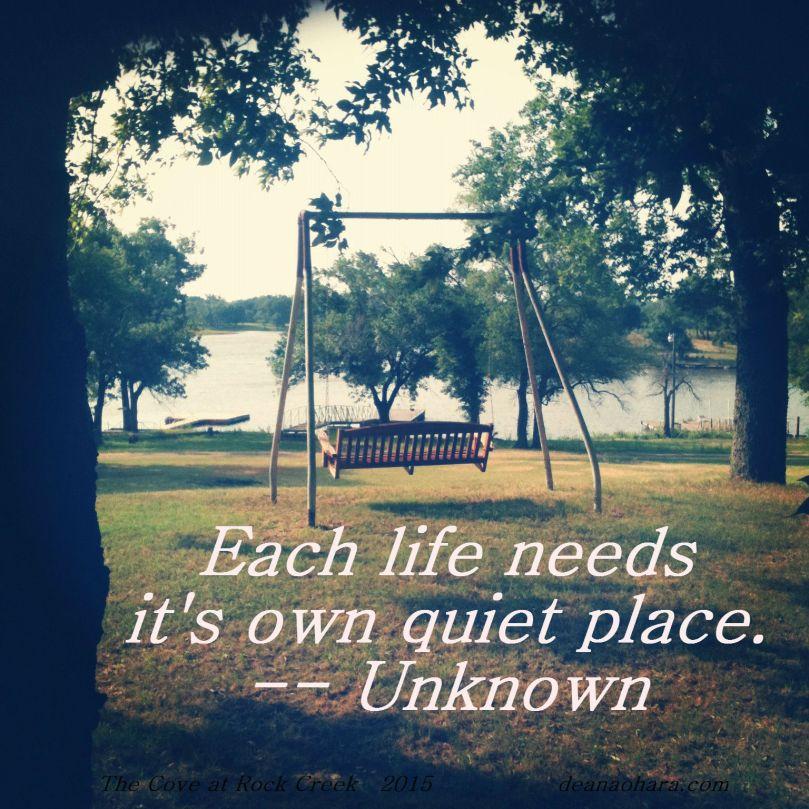 crc quiet place