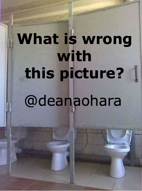 wrong bathroom